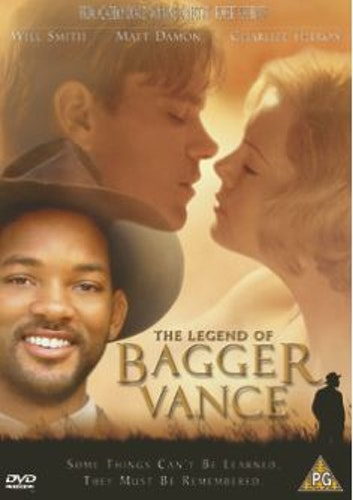 The Legend of Bagger Vance DVD (Import)