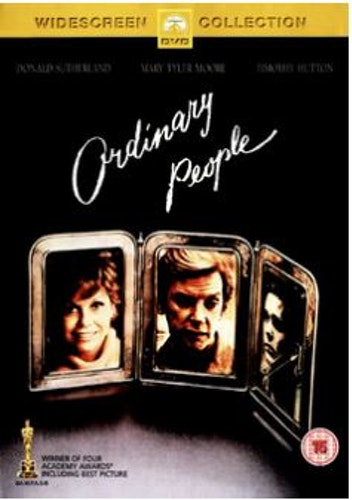 En familj som andra/Ordinary people DVD (Import Sv.Text)