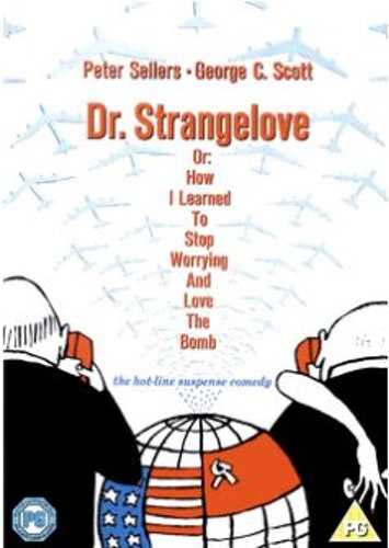 Dr Strangelove DVD (Import Sv.Text)