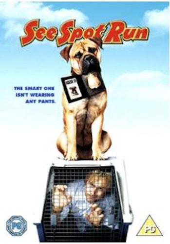 Spot - en hund på rymmen DVD (import)