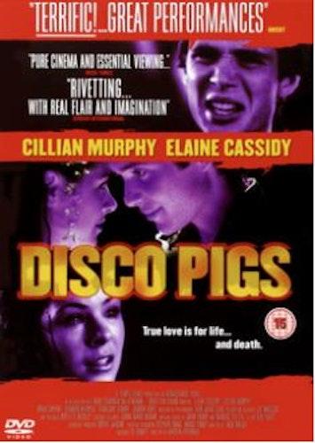 Disco Pigs DVD (import)