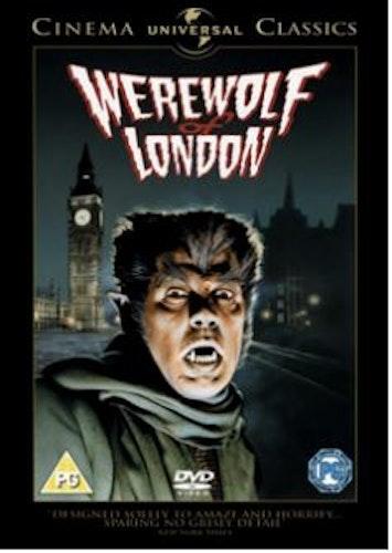 Werewolf of London DVD (Import)