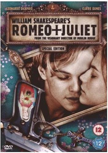 Romeo & Julia (1996) DVD (import)