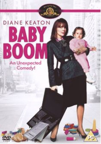 Baby Boom DVD (Import Sv.Text)