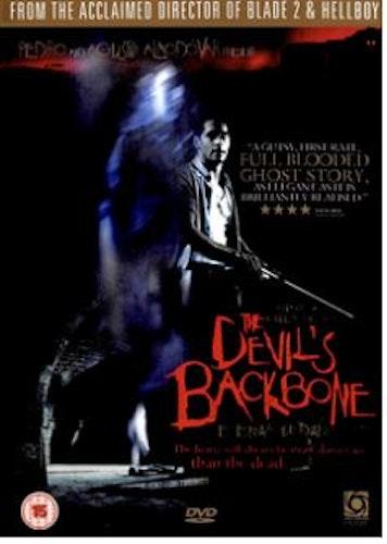 The Devil's Backbone DVD (import)