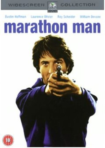 Maratonmannen/Marathon man DVD (Import Sv.Text)