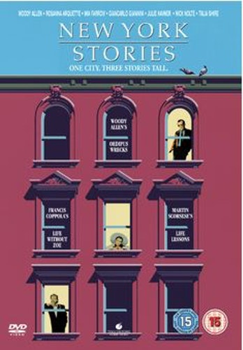 New York Stories DVD (Import Sv.Text)