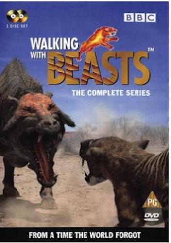 Odjurens tid DVD (import)