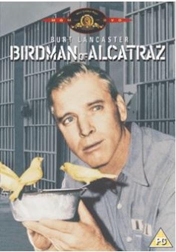 Birdman of Alcatraz DVD (Import)