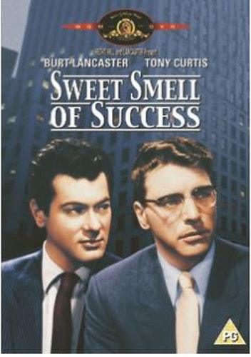 Sweet smell of success DVD (Import Sv.Text)