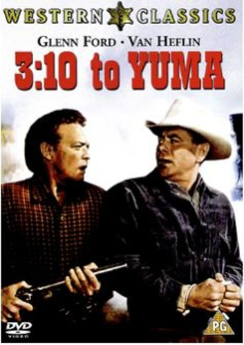 3:10 to Yuma (1957) DVD (Import Sv.Text)