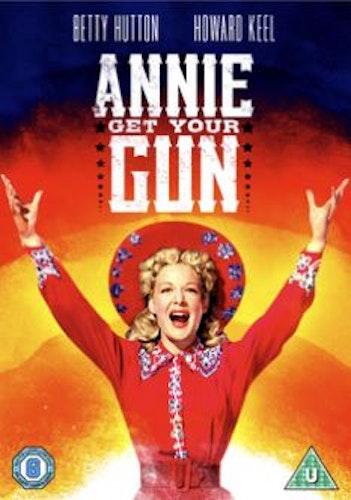 Annie Get Your Gun DVD (Import)