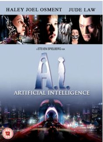 A.I. Artificial Intelligence DVD (import)