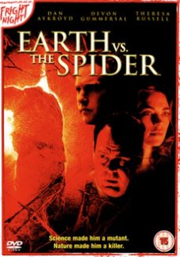 Earth vs. the Spider DVD (Import Sv.Text)