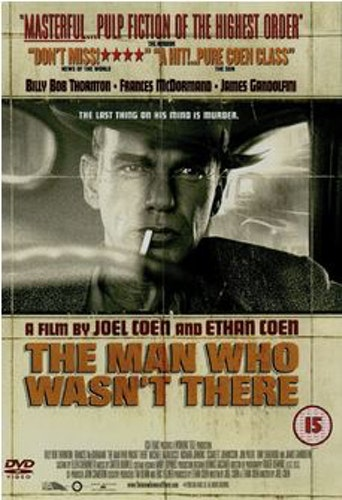 The Man who wasn't there DVD (Import)