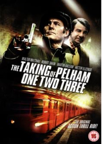 The Taking of Pelham 1-2-3 DVD (Import)