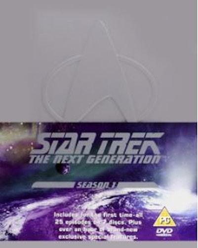 Star Trek - The Next Generation Säsong 1 DVD