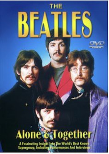 The Beatles - Alone & Together DVD (import från 2001)