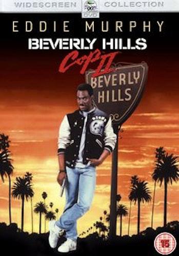 Snuten i Hollywood 2 DVD (import)