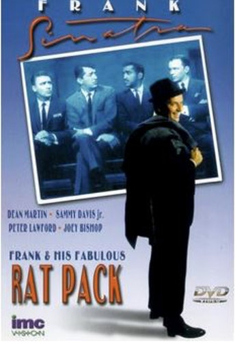 Frank Sinatra And The Rat Pack DVD (import)