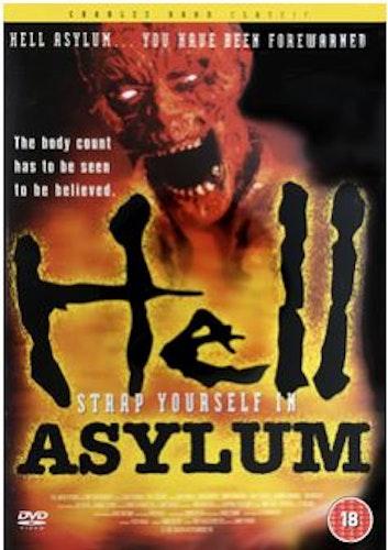 Hell Asylum DVD (import)