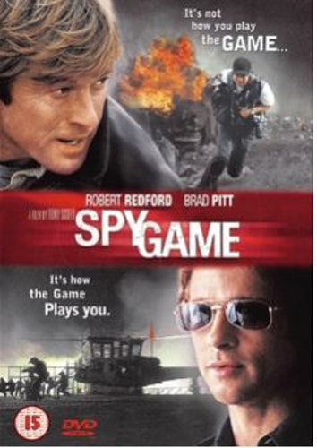 Spy Game DVD (import)