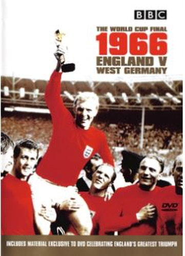 The World Cup Final 1966 - England vs West Germany DVD (import)