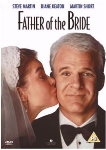 Brudens far/Father of the Bride DVD (Import Sv.Text)