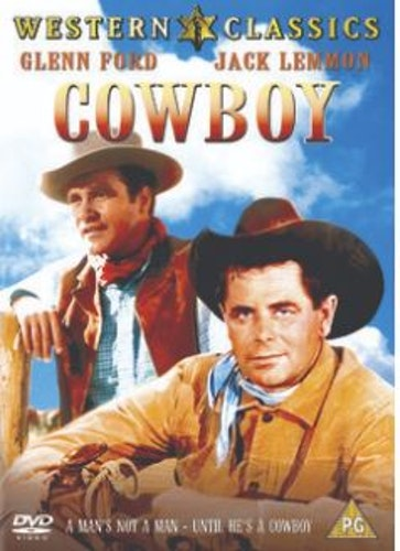Cowboy DVD (Import Sv.Text)