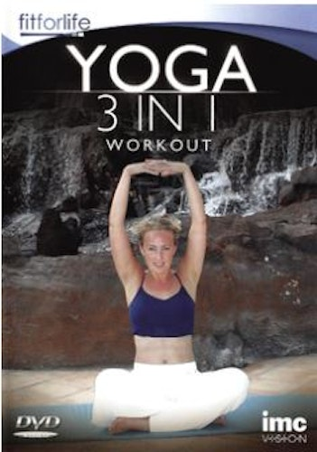 3 In 1 Yoga Workout DVD (import)