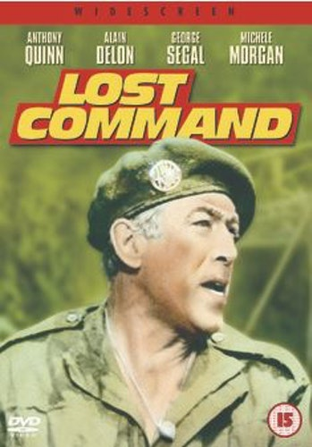 Lost command DVD (Import Sv.Text)