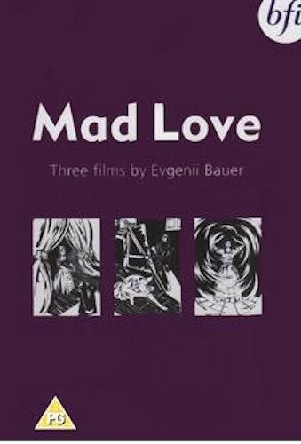 Mad Love DVD (import) från 1920