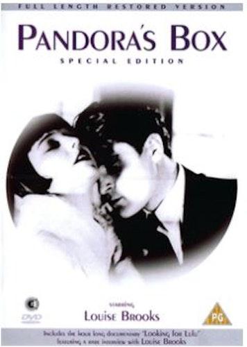 Pandoras Box - Special Edition DVD (import) från 1929