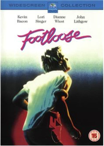 Footloose DVD från 1984