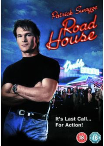 Road house DVD (Import Sv.Text)