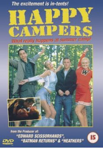 Happy Campers DVD (import)