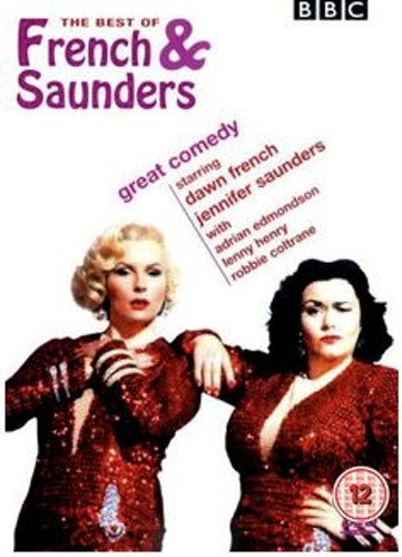 French & Saunders - Best of (Import) DVD