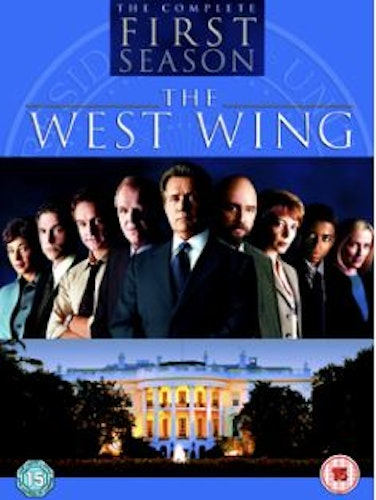 Vita huset/The West Wing Season 1 DVD (import)