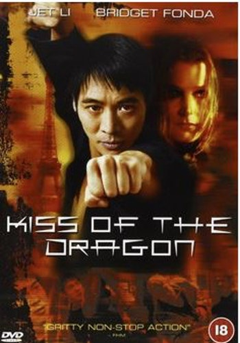 Kiss of the dragon DVD (Import)