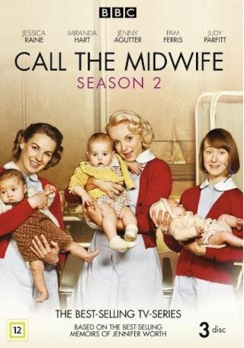 Barnmorskan i East End - Säsong 2 DVD