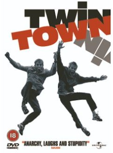 Twin Town DVD (Import)