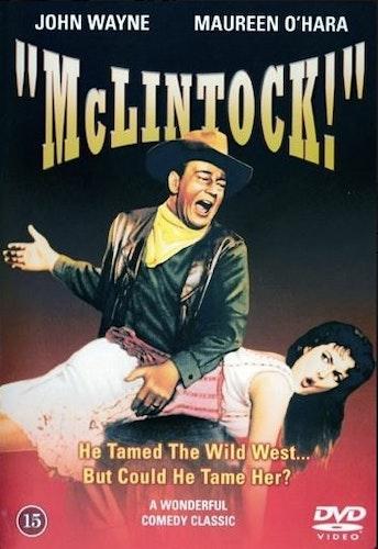 Mc Lintock (John Wayne) DVD