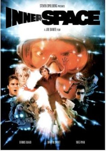 24-timmarsjakten/Innerspace DVD (Import)