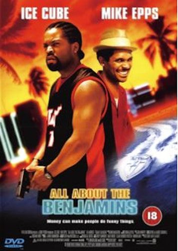 All About The Benjamins DVD  (Import)