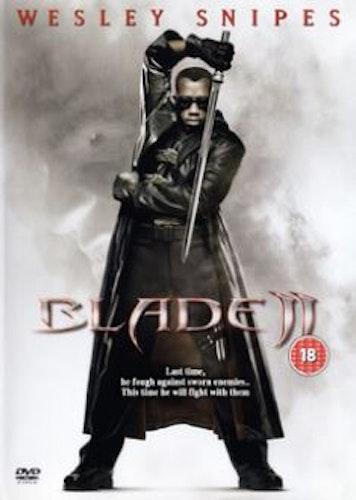 Blade 2 DVD (Import)
