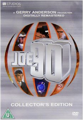 Joe 90 - The Complete Series DVD (import)