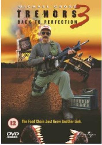 Hotet från underjorden/Tremors 3 DVD (import)