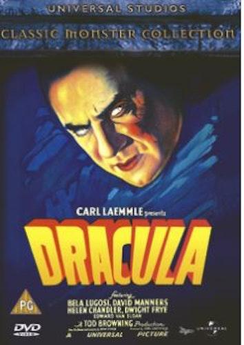 Dracula DVD (Import) från 1931