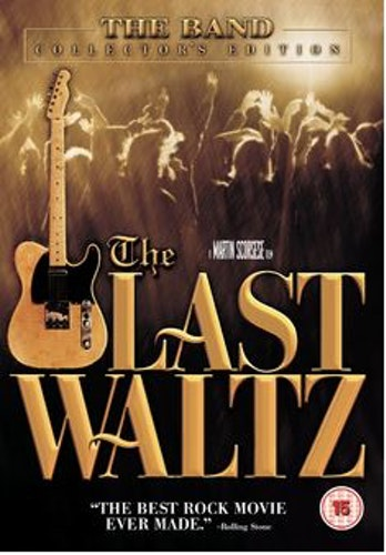 The Band - Last Waltz DVD (Import Sv.Text)