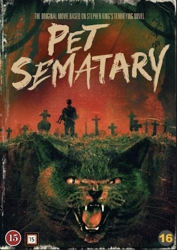 Pet Sematary/Jurtjyrkogården DVD